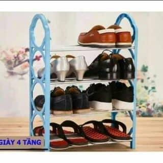 Kệ giầy nhựa 4 tầng của seoh tại Cao Bằng - 2898855