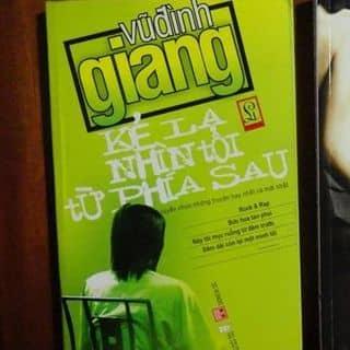 Kẻ lạ nhìn tôi từ phía sau (Vũ Đình Giang) của nalylin564 tại Hồ Chí Minh - 2898140