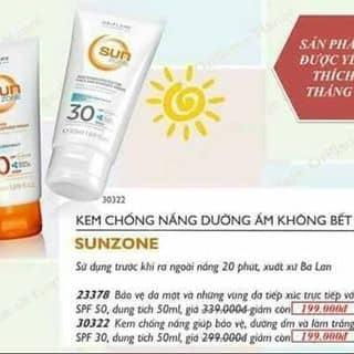 kem chống nắng của tranly156 tại Nam Định - 2655850