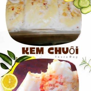 Kem chuối dừa của bellechan tại 0913466154, 138 Bạch Đằng, Quận Hải Châu, Đà Nẵng - 356223