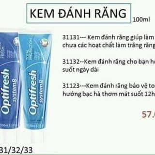 Kem đánh răng của nguyenlinhg9 tại Thanh Hóa - 2122297