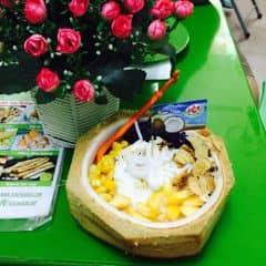 Kem dừa  của Hiền Nguyễn tại Sữa Chua Dẻo - Hàng Than - 282417