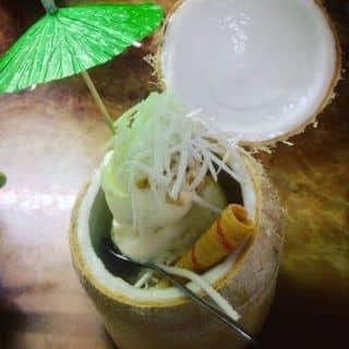 Kem dừa của dongbanggirl tại Chu Văn An, Hoàng Văn Thụ, Thành Phố Thái Nguyên, Thái Nguyên - 412832