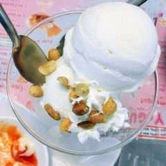 Kem Dừa Gelato của Kem Chua Dẻo tại Ăn vặt quán ngon - 2485380