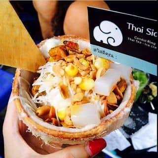 """[TỔNG HỢP] Kem xôi, chè Thái Lan """"NGỌT LỊM"""" tại Thai Siam"""