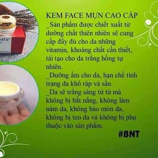 Kem face mụn cao cấp s - white của phuonglinh313 tại 2 Trần Hưng Đạo, Phường 1, Thành Phố Đông Hà, Quảng Trị - 1190943