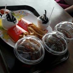 Kem+khoai+trà chanh  của Celano Quỳnhh tại Lotteria - Xã Đàn - 1121633