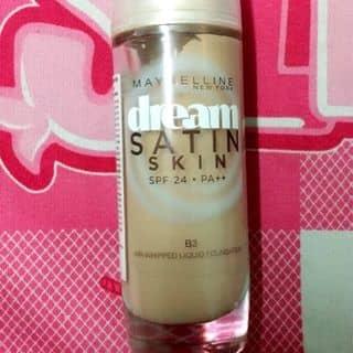 Kem nền maybelline Dream Satin Skin của macmet1 tại Hồ Chí Minh - 3487646