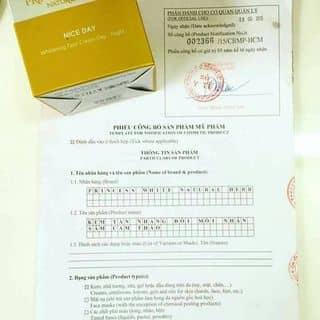 Kem Niceday (dưỡng da mặt) của nguyenhue395 tại ĐT743B, p. Dĩ An, Huyện Thuận An, Bình Dương - 2670370