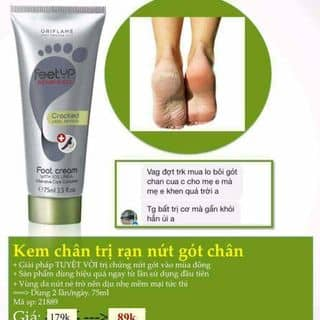 Kem trị nứt nẻ gót chân Feet Up Advanced Cracked Heel Repair Foot Cream của honghanhhoang3 tại Hà Nam - 1971652
