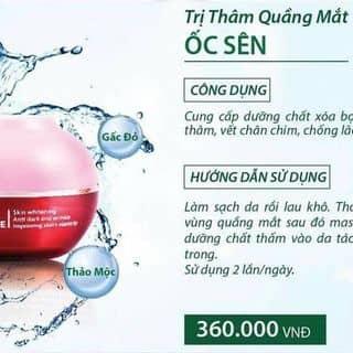 Kem trị quầng thâm mắt colagen tươi- mocha của beduyentruong tại Hồ Chí Minh - 3171167