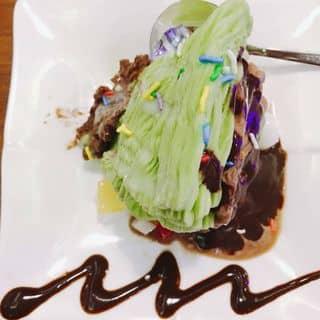 Kem tuyết matcha vs chocolate  của quynhle203 tại 1K Đường 30/4, Quận Ninh Kiều, Cần Thơ - 583729