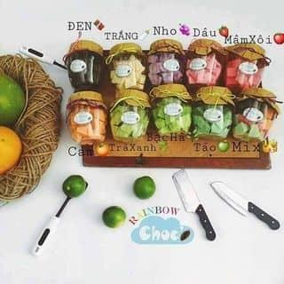 Kẹo choco ạ 40k 1 lọ 😘😘😘😘có 9 hương vị khác nhau thoải mái cho khách lựa chọn màu đẹp mắt, ăn ngom ,mùi thơm của thanhhong61 tại Lào Cai - 2757208