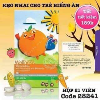 kẹo nhai cho bé biếng ăn của yenmai11 tại 33 Quang Trung, Thành Phố Thái Nguyên, Thái Nguyên - 2489224