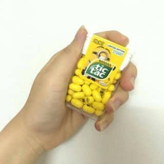 Kẹo vị chuối Minion của sieunhanchuotbienhinh tại 134 Ba Mươi Tháng Tư, Phú Thọ, Thị Xã Thủ Dầu Một, Bình Dương - 467479