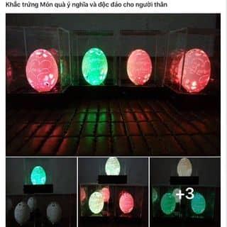 Khắc trứng nghệ thuật theo yêu cầu của nhoknhac tại Nam Định - 2296824