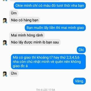Khách nhà em đặt son khách nói chuyện thấy cưng ác 😍😘😚😚 của trantruc90 tại 29 Tân Thuận An,  P.Tân Ngãi, Thành Phố Vĩnh Long, Vĩnh Long - 2313321