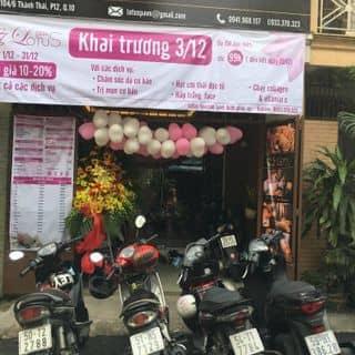 Khai trương ưu đãi khủng của lotusspa tại 104 Thành Thái, Quận 10, Hồ Chí Minh - 2092345