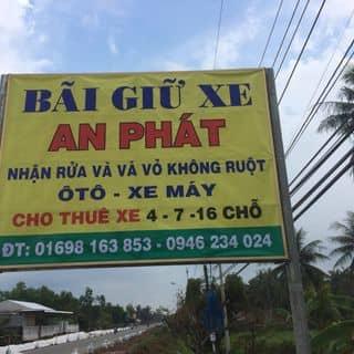 Kho Bãi giữ xe của trantinhphat tại Trà Vinh - 2465953