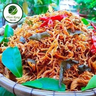 Khô gà cay lá chanh - ăn ngon khó tả của habichngoc2 tại 58 Thành Thái, Phường 10, Quận 10, Hồ Chí Minh - 3449591