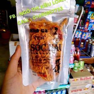 Khô gà sóc nâu gói bé của loanngo19 tại Cao Bằng - 2029890