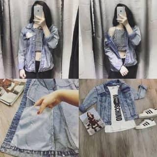 Khoác jeans của nhitranshop tại Huyện Củ Chi, Hồ Chí Minh - 2098529