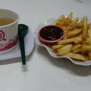 Khoai tây chiên và trà gừng của anhorchid tại 335 Phan Đình Phùng, Thành Phố Quảng Ngãi, Quảng Ngãi - 860363