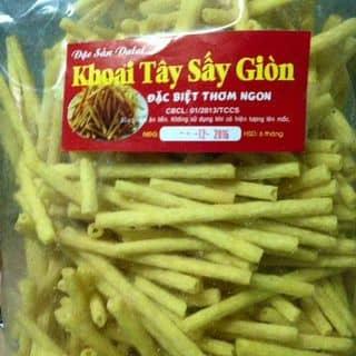 Khoai tây sấy đặt sản đà lạt của minhthu515 tại Đắk Lắk - 2088768