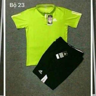 KHÔNG ĐÂU RẺ HƠN!!!  Set thể thao Adidas Size: M, L, XL Màu :trắng, đen, xanh chuối  ,xanh đen, cam, đỏ  Giá :120k của thaoblue9999 tại Kiên Giang - 2372254
