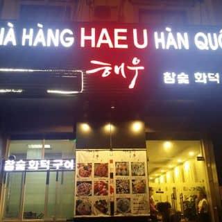 Nhà hàng Hàn Quốc HaeU - Mỹ Đình