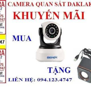 khuyến mãi camera của camerabmtcf tại Trần Nhật Duật, Tân Lợi, Thành Phố Buôn Ma Thuột, Đắk Lắk - 582328