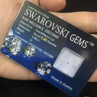 Kim cương nhân tạo gắn răng Swarovski của Áo. của takoyakipt tại Hồ Chí Minh - 3351727
