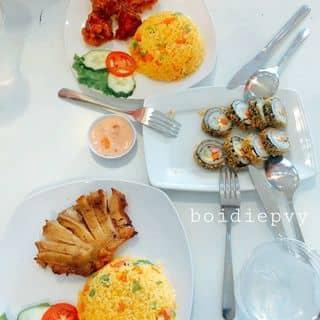 Kimbap chiên, cơm gà mật ong, cơm gà cay ngọt của nguyenkimngan27299 tại Đội Kỳ, Sông Cầu, Thị Xã Bắc Kạn, Bắc Kạn - 2269125