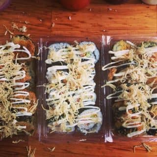 Kimbap cuộn trứng  của patbingsu tại 46 Tú Xương, Phường 4, Thành Phố Vũng Tàu, Bà Rịa - Vũng Tàu - 2094551