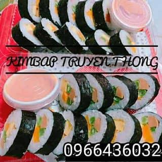 🍒🍒KIMBAP TRUYỀN THỐNG 🍒🍒 của trangnguyen806 tại 0966436032, 297 Cộng Hòa, phường 13, Quận Tân Bình, Hồ Chí Minh - 769037