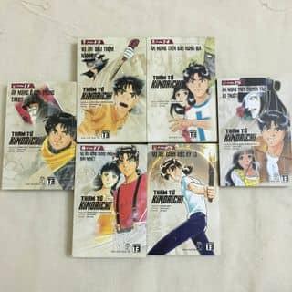 Kindaichi tập 11,13,14,15,17,25 của phuongdai97 tại Hồ Chí Minh - 2933930