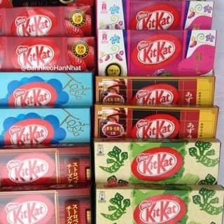 Kitkat Nhật của banhkeohannhat tại 01646235785, 501-503 Nguyễn Oanh, Phường 17, Quận Gò Vấp, Hồ Chí Minh - 2496174