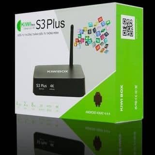 Kiwibox S3 plus biến TV thường thành Smart TV của pysmartshop tại Phú Yên - 2644805