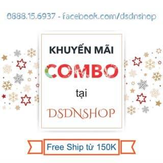 KM COMBO giá cực yêu ❤ của dsdnshop tại Hẻm 160, CMT8, P. Quyết Thắng , Thành Phố Biên Hòa, Đồng Nai - 2105601