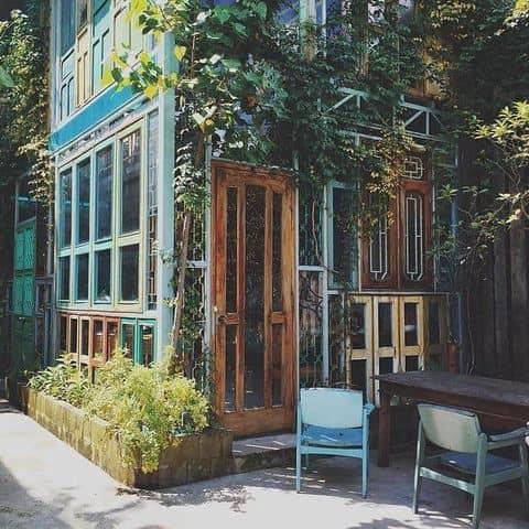 Các hình ảnh được chụp tại Kujuz Cafe