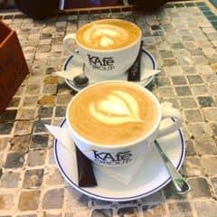 Latte của Băng Băng tại The KAfe - Nguyễn Chí Thanh - 2564522