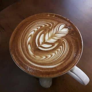 Latte art  của phanhoaiphuc tại 157 Lê Thị Riêng, Bến Thành, Quận 1, Hồ Chí Minh - 3125646