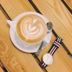 Latte nóng của Minh Percy tại The KAfe - Nguyễn Chí Thanh - 2644003