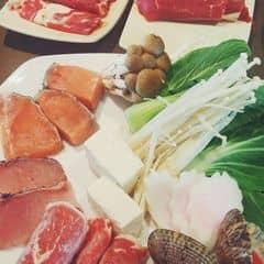 Hôm mình đi ăn là buổi trưa và đây là phần được khuyến mãi thêm 🍜