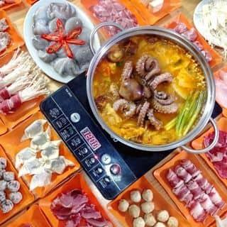 Lẩu buffet ❤️ của thoapea tại Tổ 10 Trưng Trắc, Thị Xã Phúc Yên, Vĩnh Phúc - 5616605