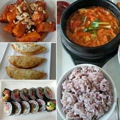 Lẩu kim chi + cơm + kimbap của Như EmvẫnlàNhư tại Hanuri - Quán Ăn Hàn Quốc - Xô Viết Nghệ Tĩnh - 2462747