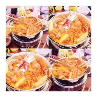 Lẩu nướng của pav0609 tại 64 Trần Khánh Dư, Thành Phố Thái Bình, Thái Bình - 628502
