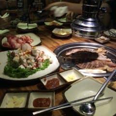 Lẩu-nướng của Bé Tây tại Gogi House - Quán Nướng Hàn Quốc - Hai Bà Trưng - 762980