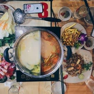 Lẩu Thái và một số đồ ăn Thái =)) của ukissandnuest tại 460 Lý Bôn, Đề Thám, Thành Phố Thái Bình, Thái Bình - 578632