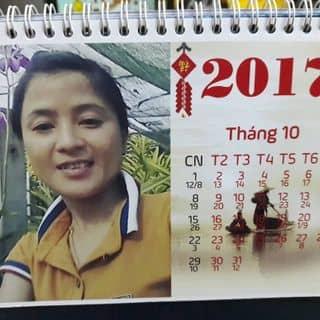 Lịch bàn in hình của anan278 tại 994A/82B Huỳnh Tấn Phát, Phú Thuận, Quận 7, Hồ Chí Minh - 2018313
